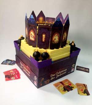 Das Geheimnis der Zauberer Spielaufbau - Foto von Mattel