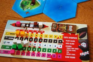 Tahiti - Spielhilfe von Hendrik Breuer