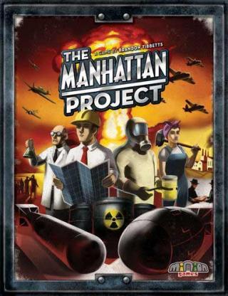 The Manhatten Project von Minion Games
