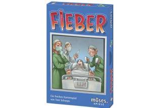 Gesellschaftsspiel Fieber - Foto von Moses Verlag