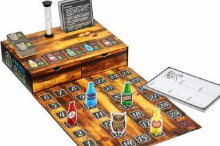 Spielaufbau Kneipenquiz - Foto von Moses Verlag