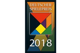 Sieger bekannt: Deutscher Spielepreis 2018
