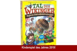 Tal der Wikinger ist Kinderspiel des Jahres 2019