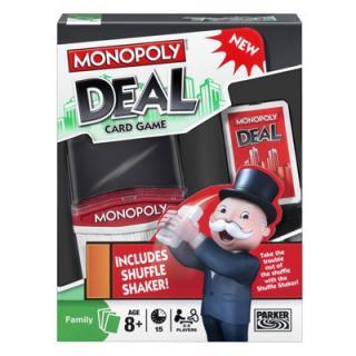 Monopoly Deal von Hasbro