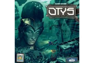 Spieleschachtel Otys - Foto von Libellud
