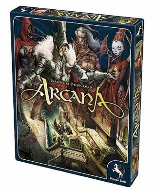 Arkana von Pegasus Spiele