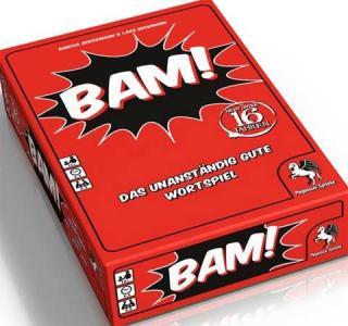 Spieleschachtel - Kartenspiel BAM - Foto von Pegasus