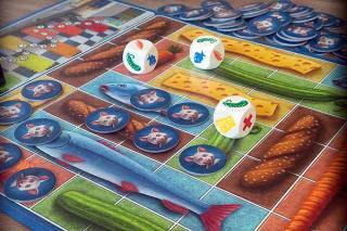 Spielmaterial Mmm - Foto von Bettina Ihnst