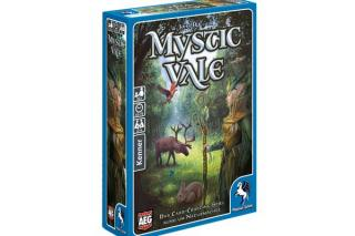 Spieleschachtel Mystic Vale - Foto von Pegasus Spiele
