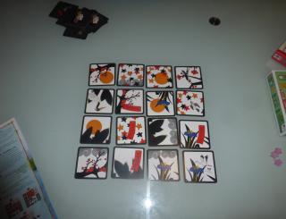 Spielszene  Okiya - Foto von Jörn Frenzel