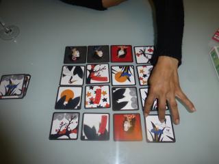 Spielsituation  Okiya - Foto von Jörn Frenzel