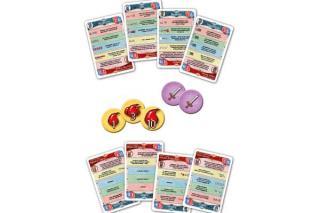 Pixel Tactics Spielmaterial - Foto von Pegasus Spiele