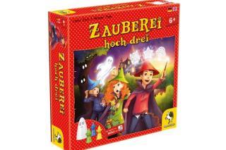 Schachtel Zauberei hoch drei - Foto von Pegasus Spiele