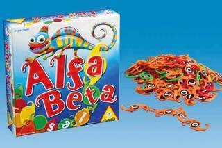 Alfa Beta - Foto von Piatnik