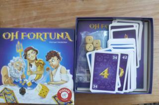 Schachtel  bei Oh Fortuna - Foto von Jörn Frenzel