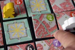 Plättchen lösen bei Venezia 2099 - Foto von  Michael Weber