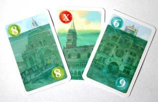 Prophezeiungskarten von Venezia 2099 - Foto von  Michael Weber