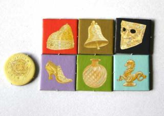 Schatzplättchen und Gold bei Venezia 2099 - Foto von Michael Weber