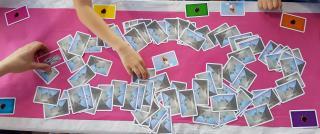 Spielsituation KakerlaCard - Foto von Alex Sch.