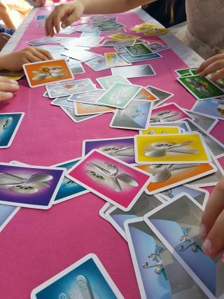 Spiel KakerlaCard - Foto von Alex Sch.