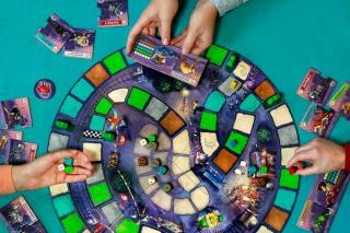 Spielszene Crazy Race - Ausschnitt - Foto von Ravensburger