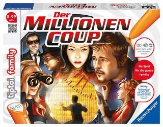 Familienspiel Der Millionen-Coup von Ravensburger - Foto Ravensburger