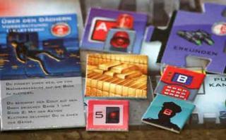Der Millionen-Coup von Ravensburger - Spielmaterial - Foto von Reich der Spiele