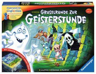 Gruselrunde zur Geisterstunde - Schachtel - Foto von Ravensburger