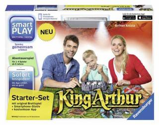 King Arthur SmartPlay - Spieleschachtel - Foto von Ravensburger