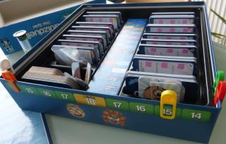Quiz-Duell - Das Spiel - Schachtelinhalt - Foto von Jörn Frenzel