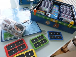 Quiz-Duell - Das Spiel - Material - Foto von Jörn Frenzel