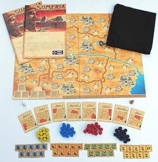 Sumeria - Inhalt von Reiver Games
