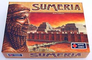 Sumeria - Schachtel von Reiver Games