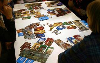 7 Wonders von Reich der Spiele