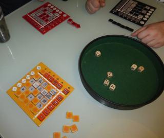 Weitere Spielszene bei Crowns  - Foto von Jörn Frenzel
