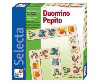 Duomino Pepito von Selecta Spielzeug