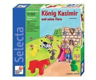 König Kasimir und seine Tiere von Selecta Spielzeug