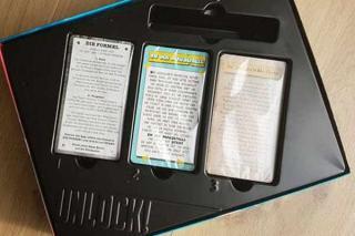 Der Inhalt der Box - sauber und ordentlich - Foto von Alex Sch.