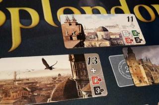 Detail Die Städte von Splendor - Foto von Axel Bungart