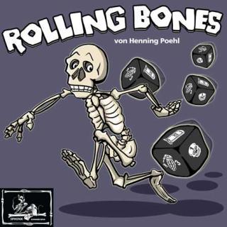 Rolling Bones von Sphinx Spiele