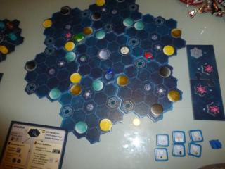 Solarius Mission Spielfeldmitte - Foto von Jörn Frenzel