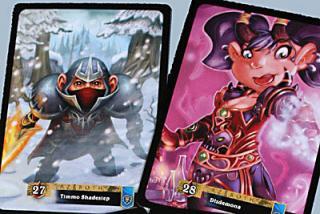 World Of Warcraft - Einzelkarten von Anita Borchers