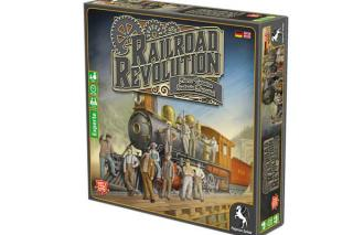 Railroad Revolution - Foto von What's Your Game