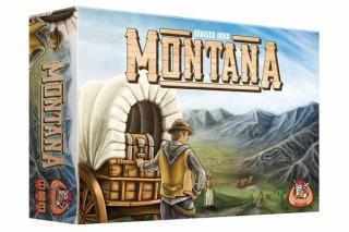 Spieleschachtel Montana - Foto von White Goblin Games