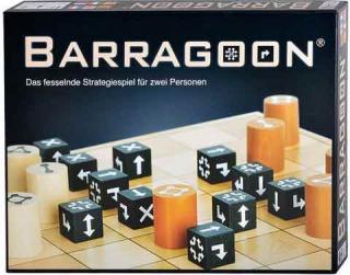 Strategiespiel Barragoon für 2 Spieler - Schachtel - Foto von Wiwa Spiele