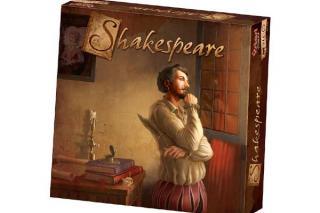 Shakespeare - Spieleschachtel - Foto von Ystari