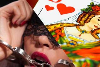 Herzdame fesseln - Fotos von Clipealer
