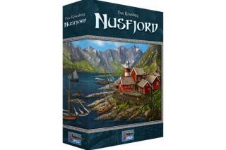 Brettspiel Nusfjord - Foto von Lookout Spiele