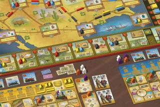 Railroad Revolution - Foto von What's Your Game/Pegasus Spiele