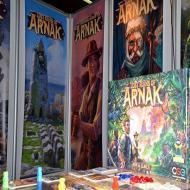 Foto von der Spiel '21: Präsentation Die verlorenen Ruinen von Arnak